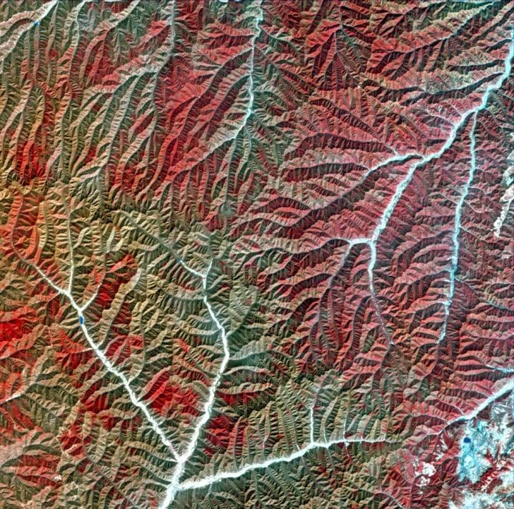 Le prime immagini in alta definizione del nuovo satellite cinese