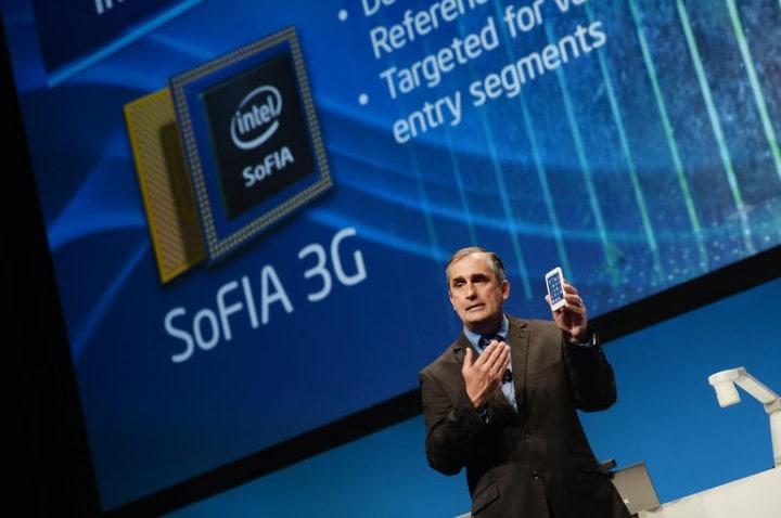SoFIA, il nuovo processore Intel per smartphone low-cost