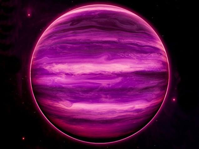 Scoperta dell'acqua al di fuori del sistema solare