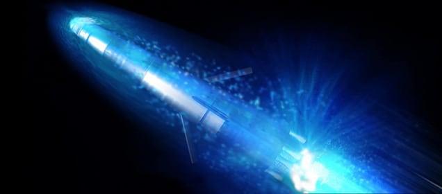 sottomarino supersonico