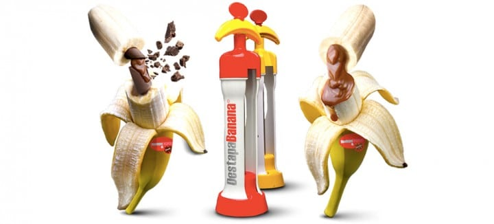 strumento per rendere banane golose