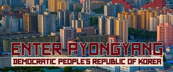 video mostra vita in corea