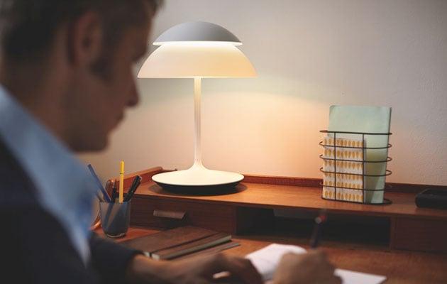 Hue Beyond, le luci intelligenti conquistano i lampadari