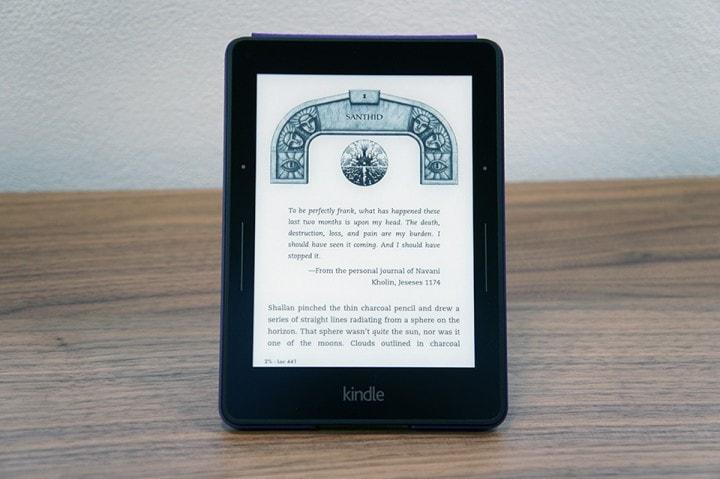 Amazon Kindle Voyage, l'E-Reader di nuova generazione