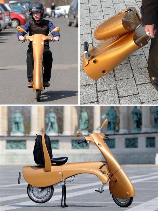 Moveo scooter ripiegabile (1)