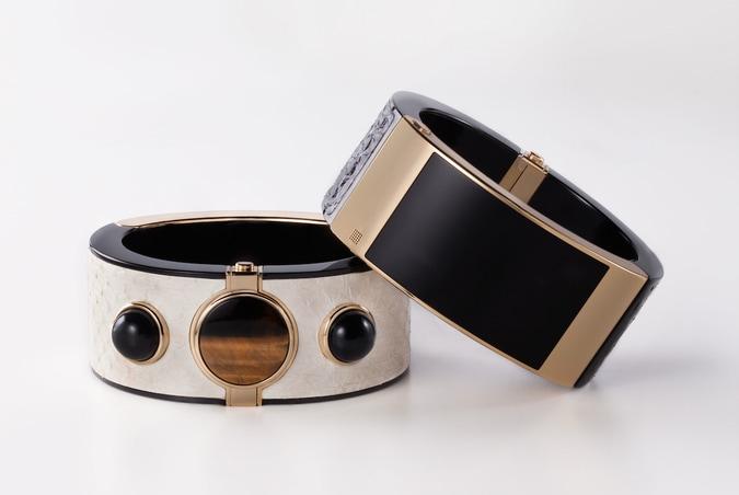 Smartwatch pelle di serpente (2)