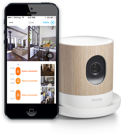 Withings  Home (2)
