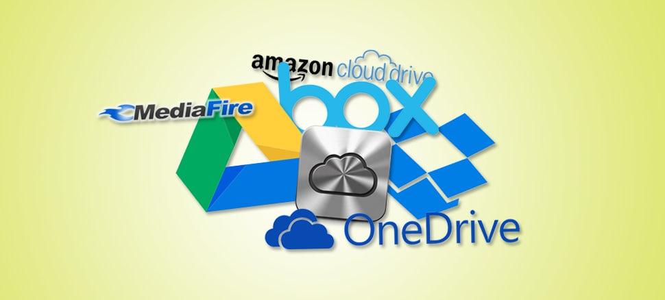comparare cloud storage