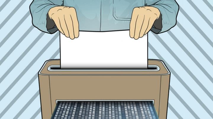eliminazione file