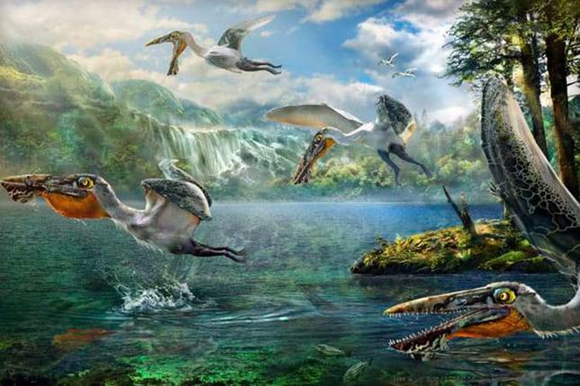 Un dinosauro battezzato come una creatura di Avatar