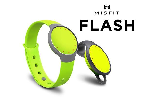 Misfit Flash, un dispositivo indossabile a basso prezzo per lo sport