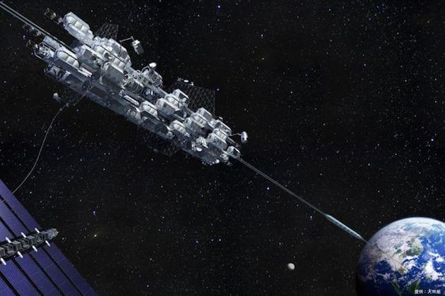 L'ascensore spaziale sarà pronto per il 2050