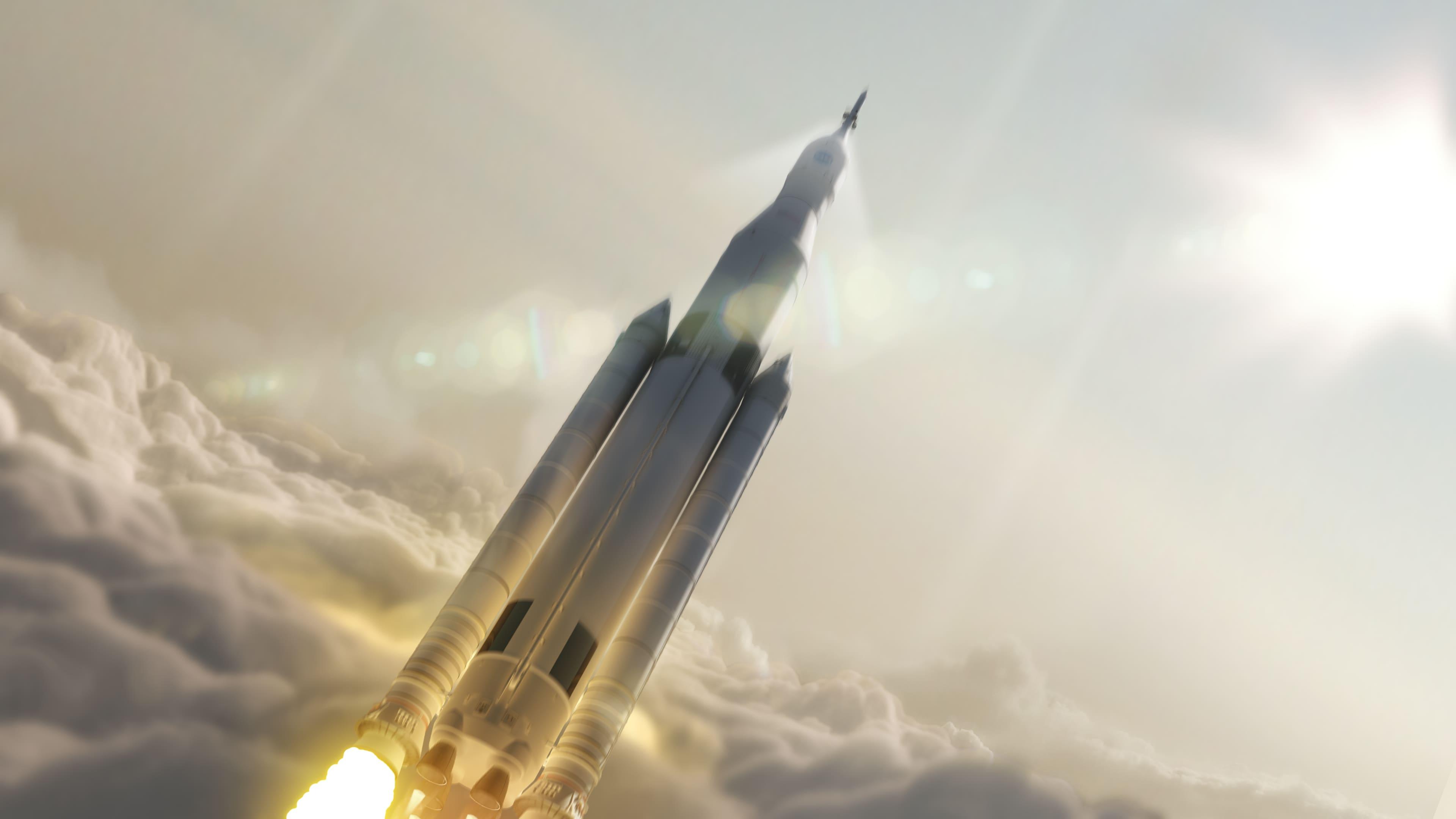 La nasa approva la costruzione del razzo pi veloce di - Immagini stampabili a razzo ...