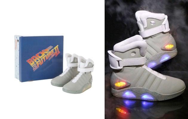 scarpe ritorno al futuro