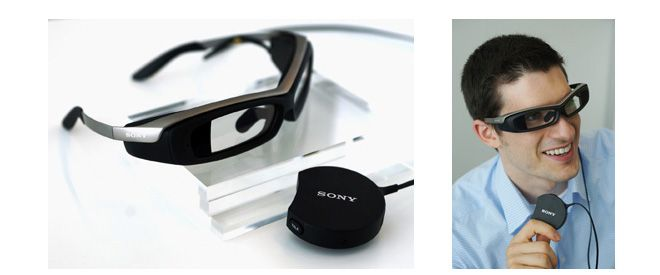 Gli SmartEyeglass di Sony saranno in vendita da marzo (video)