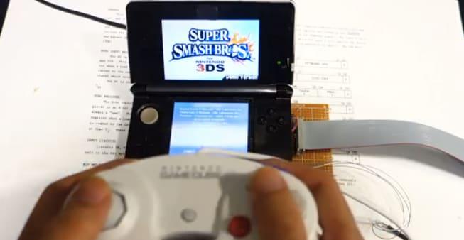 Come collegare un pad del GameCube a un Nintendo 3DS