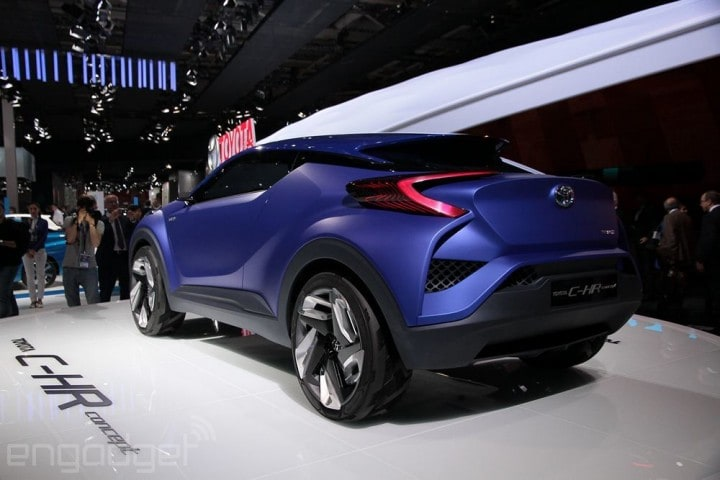 Auto show Parigi