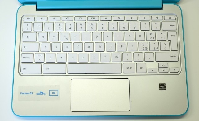 HP Chromebook 11 07