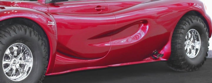 Puma youabian auto brutta