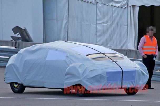Lo strano prototipo della prossima Mercedes