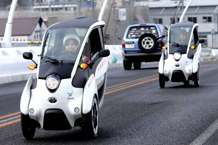 Toyota-i-road-