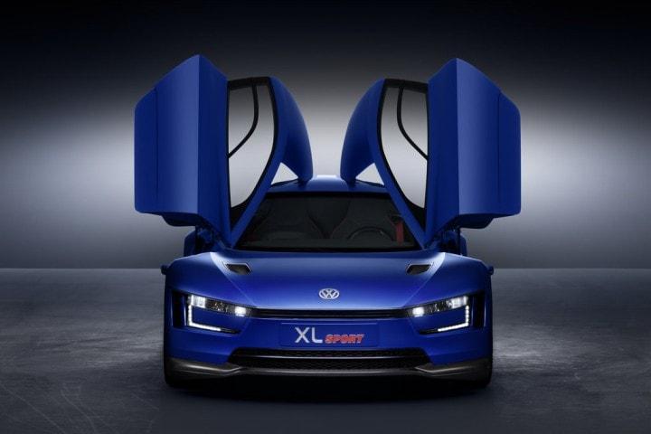 Volkswagen XL Sport: la supercar con un motore da superbike (foto)