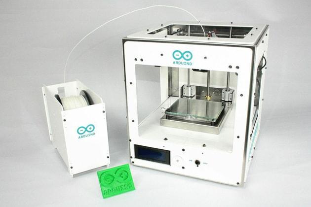 Materia 101, la stampante 3D Arduino che potete modificare a piacimento