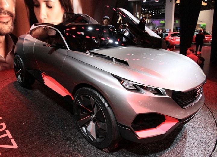 Il meglio del Salone Auto di Parigi (foto)