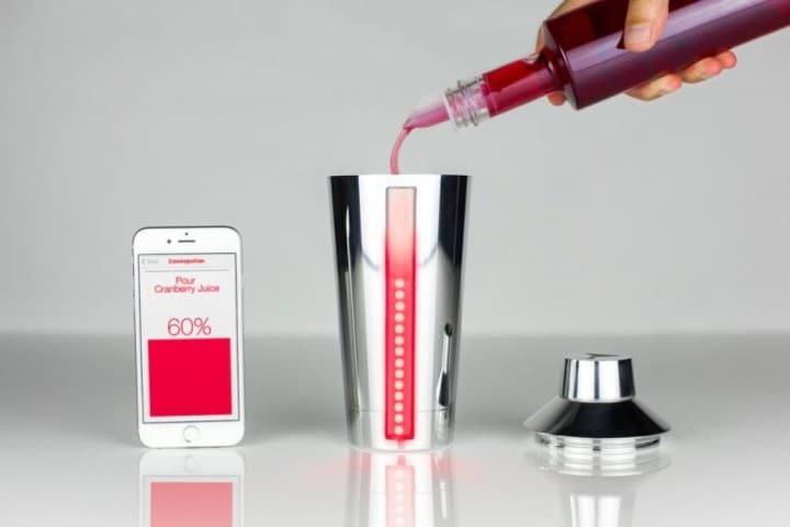 B4rm4n, lo shaker smart per trasformare chiunque in un perfetto barista (foto e video)