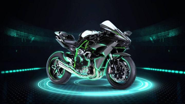 Kawasaki Ninja H2R: una moto da 300 CV senza limiti
