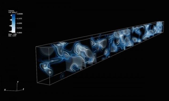 mappa universo 3D