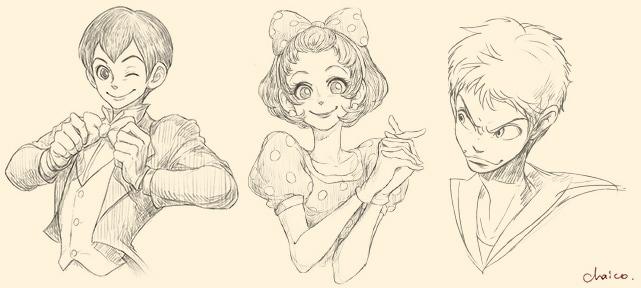 personaggi disney manga