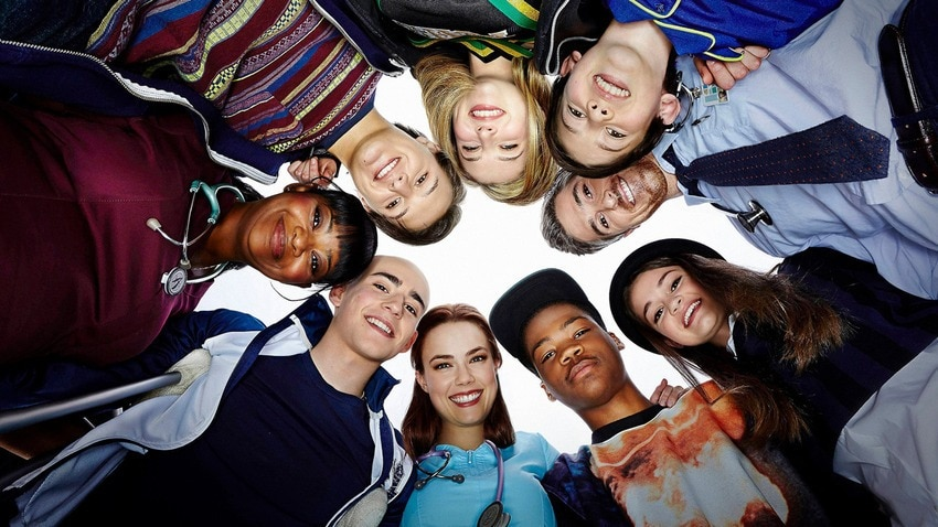 serie tv red band society
