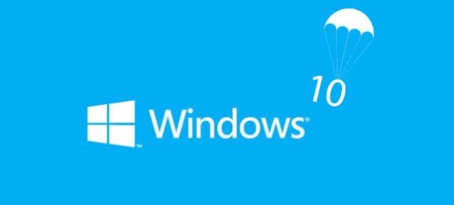 Che fine ha fatto Windows 9?