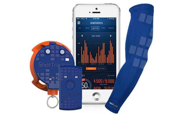 Shot Tracker, il basket diventa smart