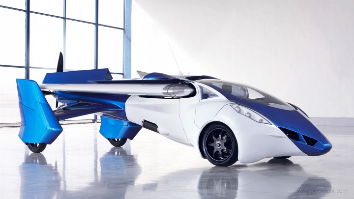 aeromobil auto volante