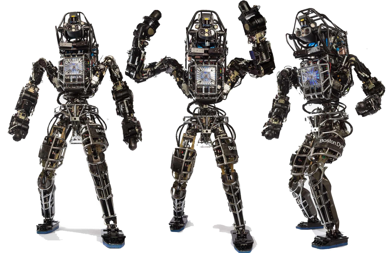 atlas robot karate kid