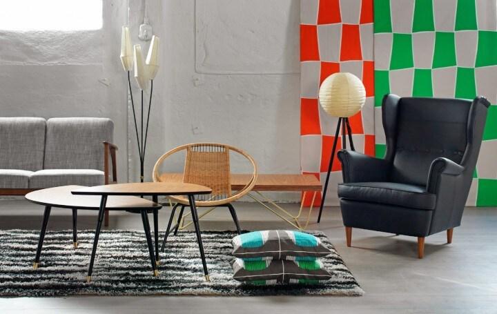 IKEA riporta di moda il design degli anni '50