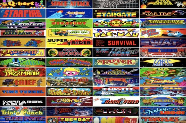 Giocate ai vecchi classici delle sale giochi sul browser con Internet Arcade