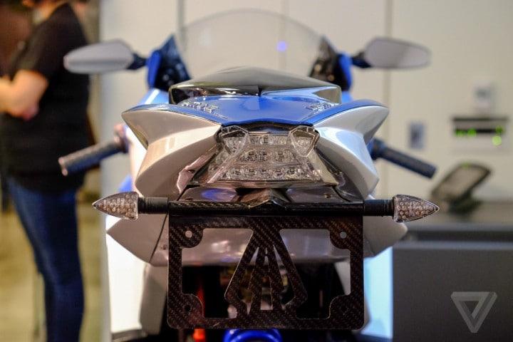 moto elettrica più veloce