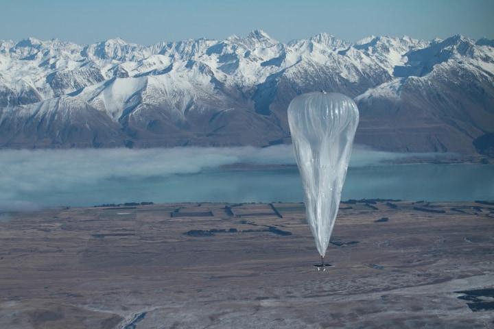 I nuovi test di Google per Project Loon partiranno in Australia