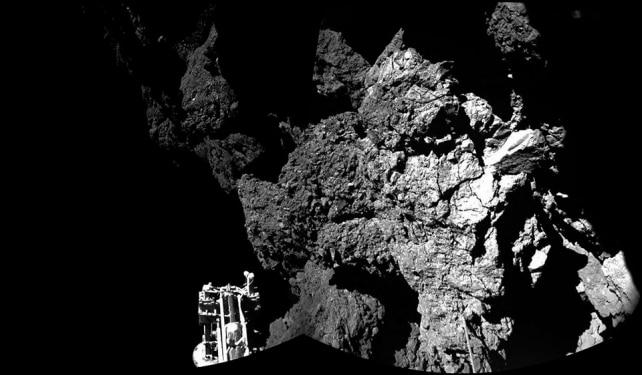 rosetta cometa 2