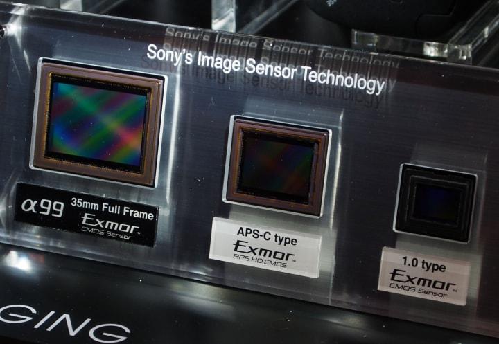 sony sensore fhd