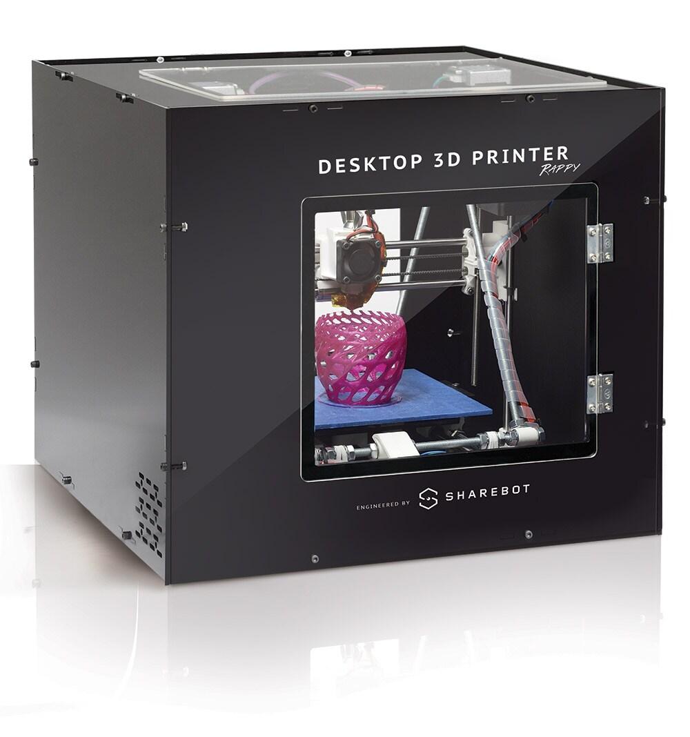 stampante 3d fascicoli edicola