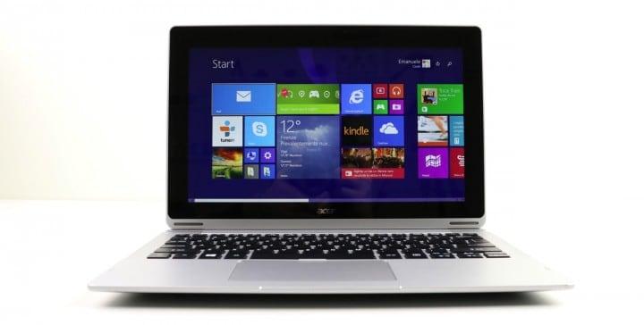 Acer Aspire Switch 11, la recensione (foto)