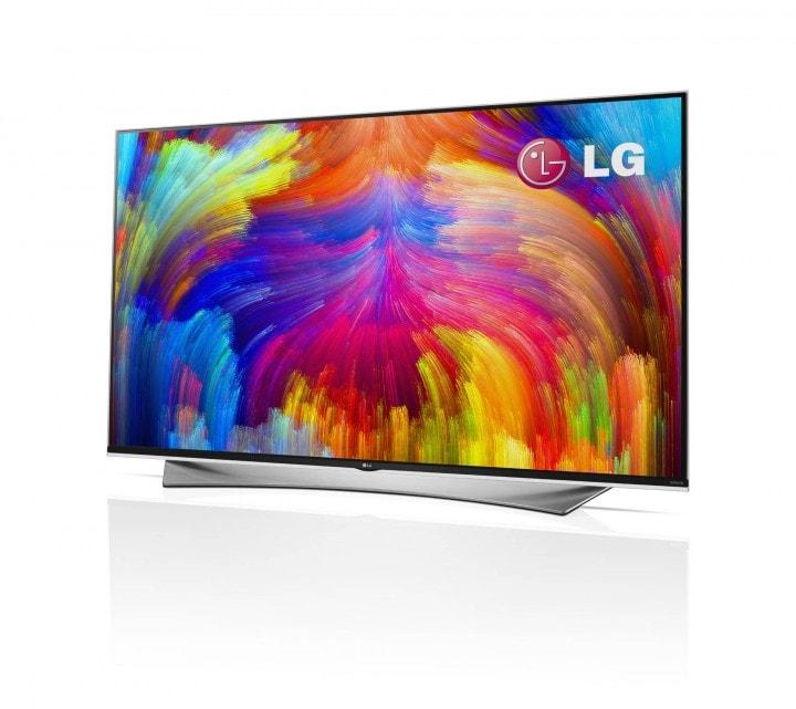 LG sta per presentare TV 4K basate sui quantum dot