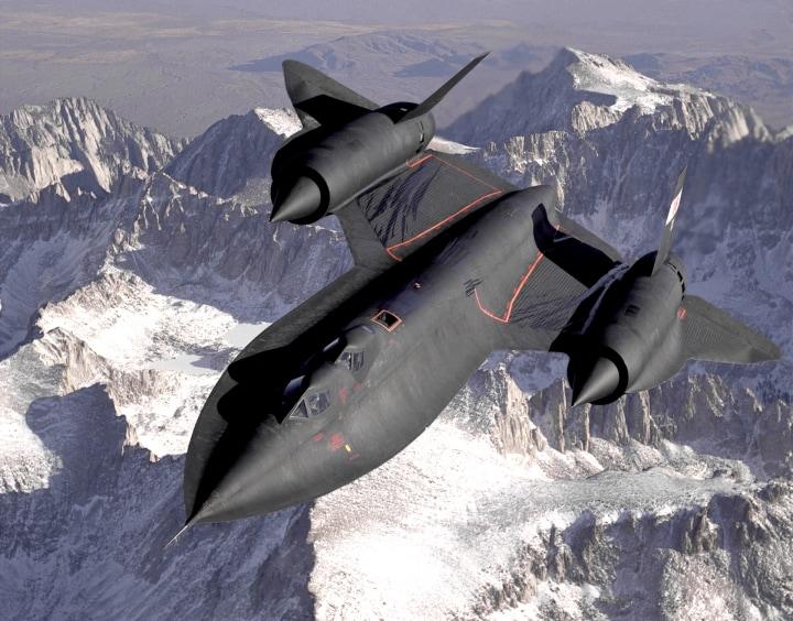 La storia del Lockheed SR-71 in una grande raccolta di bellissime immagini (foto)