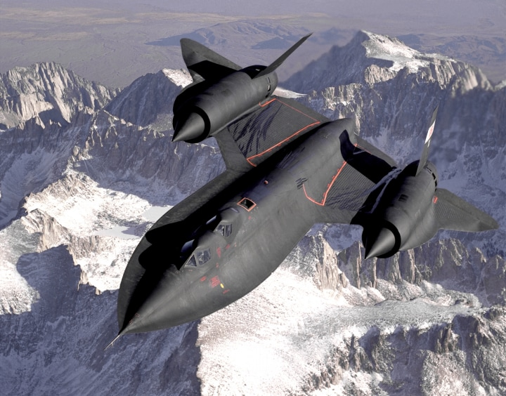 Lockheed_SR-71_Blackbird fhd