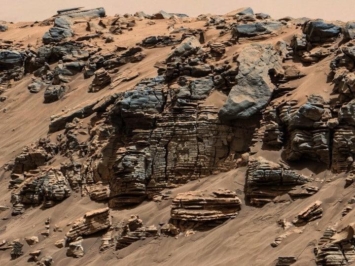 Marte plasmato da fiumi