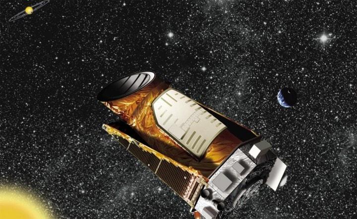 La NASA ha usato il sole per riparare il telescopio Kepler